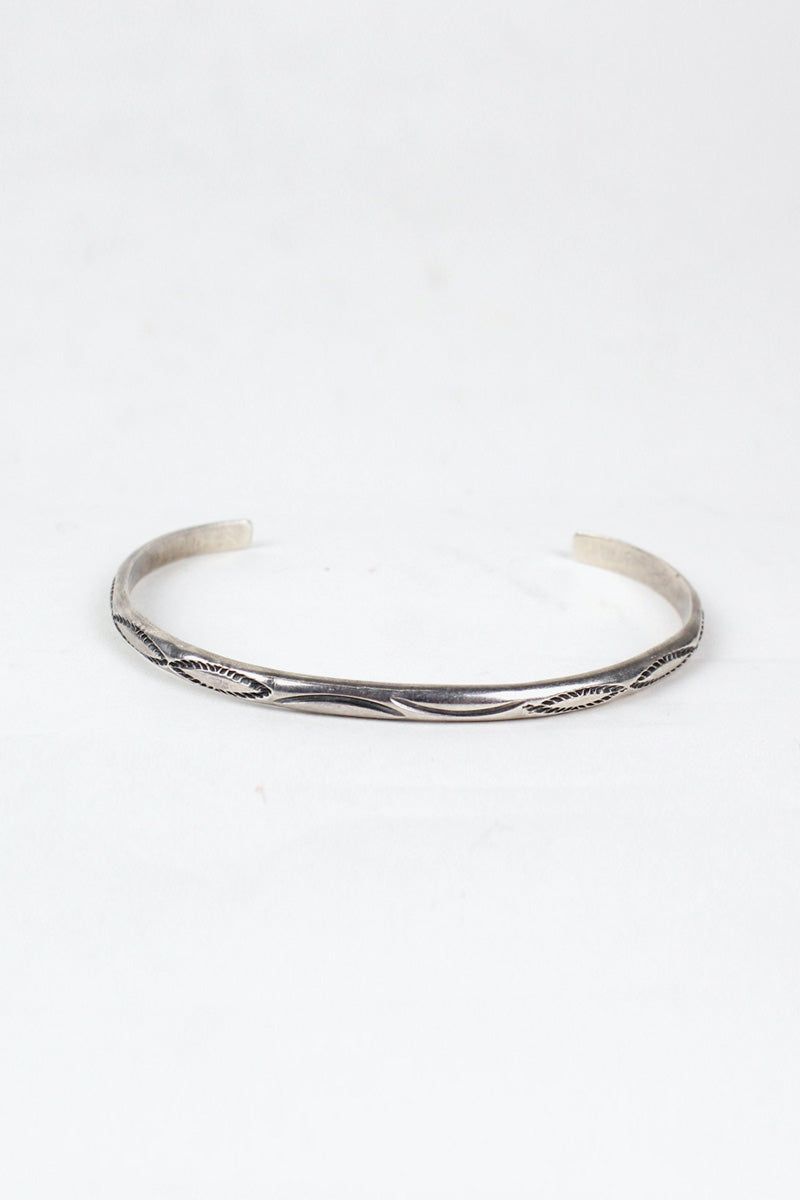 SILVER BANGLE [SIZE:ONE SIZE USED][金沢店]