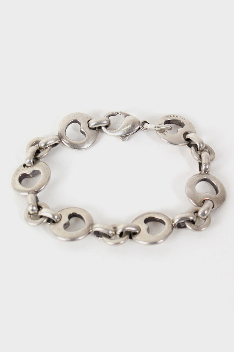 VINTAGE SILVER CHAIN BRACELET [SIZE:ONE SIZE USED][金沢店]