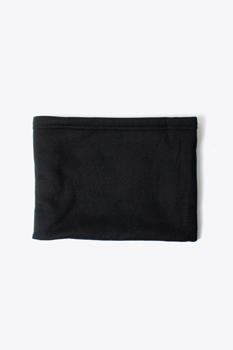 ECWCS POLY NECK GAITER / BLACK [NEW]