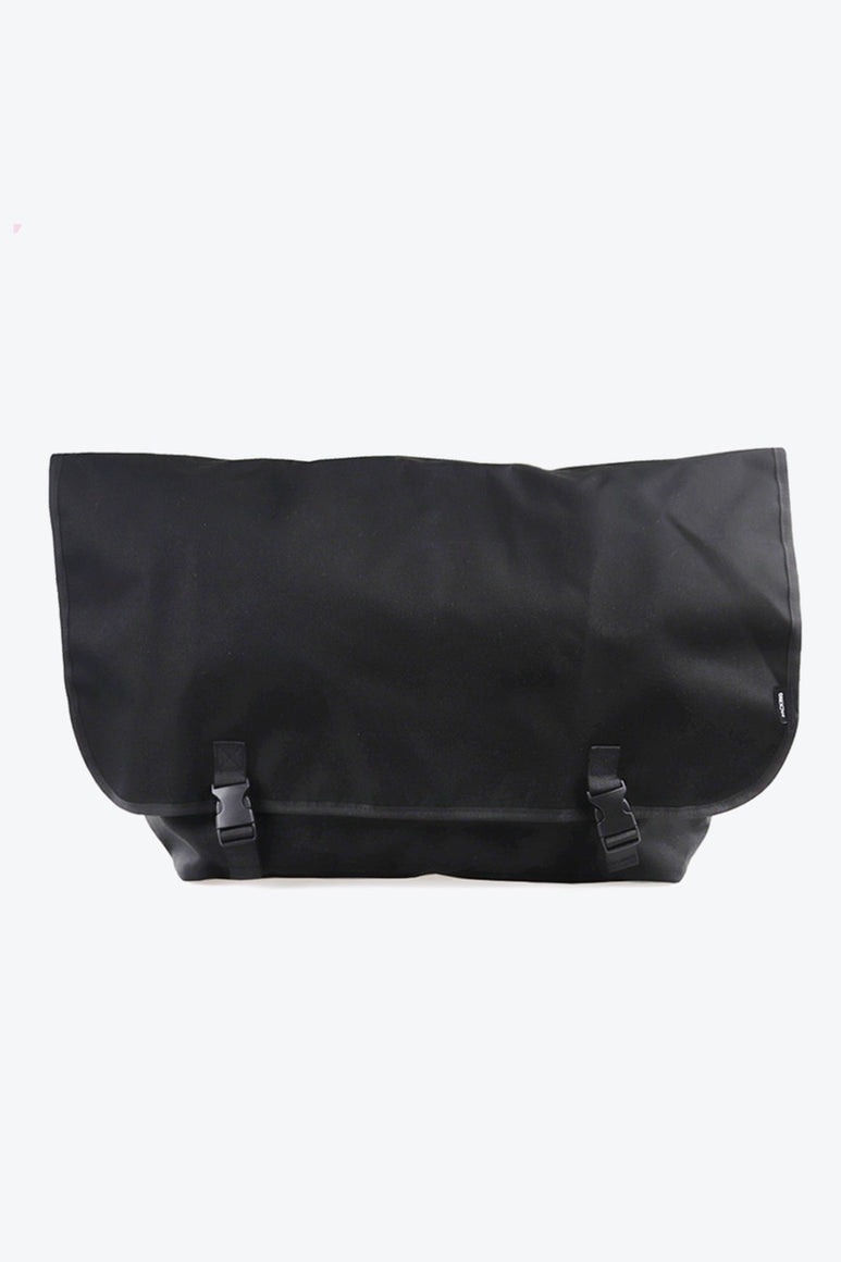 MESSENGER BAG / BLACK