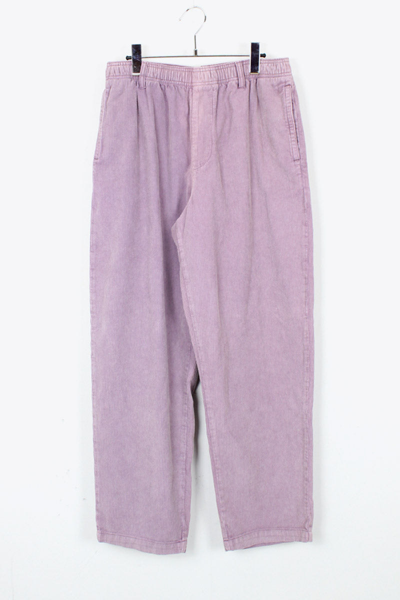 CORDUROY PANTS / PURPLE [NEW]