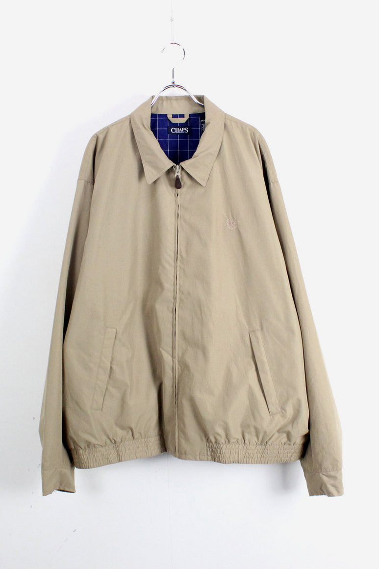 SWING TOP JACKET / BEIGE【SIZE:2XL USED】【小松店】