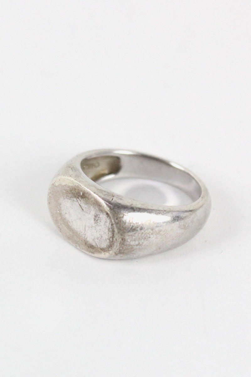925 SILVER RING【SIZE:14号相当 USED】【金沢店】