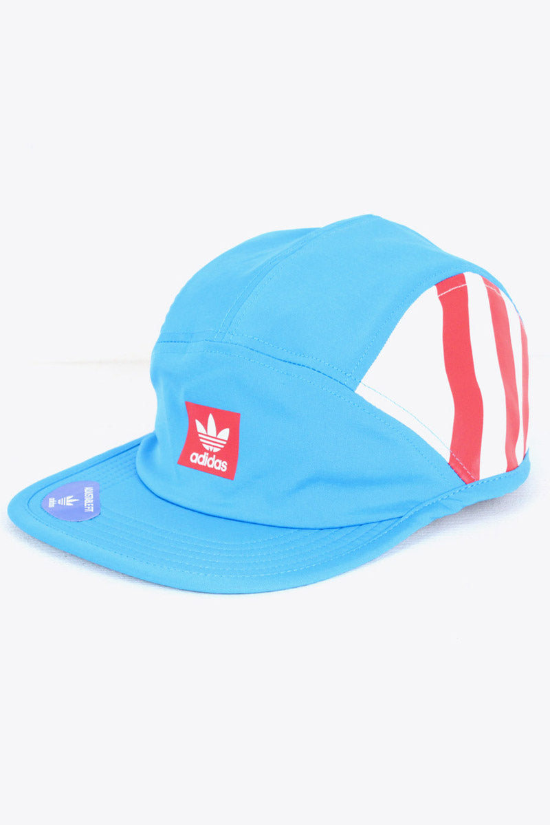 THREE-STRIPES CAMPER HAT USA企画品 / SKY BULE [SIZE: O/S NEW][金沢店][50%OFF]