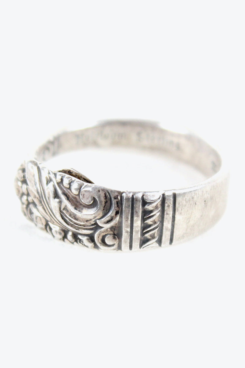 STARLING SILVER SPOON RING [SIZE: 18号相当 USED][金沢店]