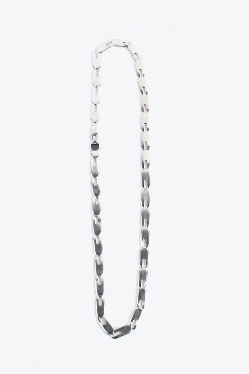 925 SILVER NECKLACE [SIZE: ONESIZE USED][金沢店]