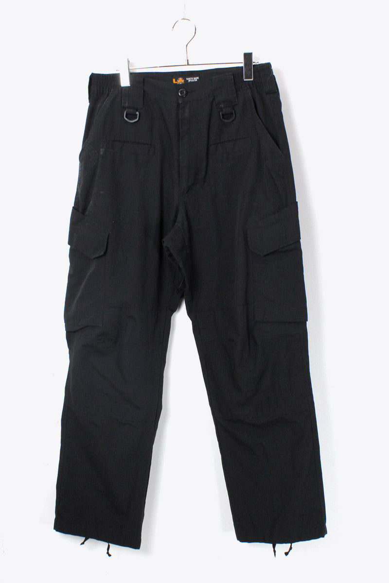 RIPSTOP CARGO PANTS / BLACK【SIZE:32 USED】【金沢店】