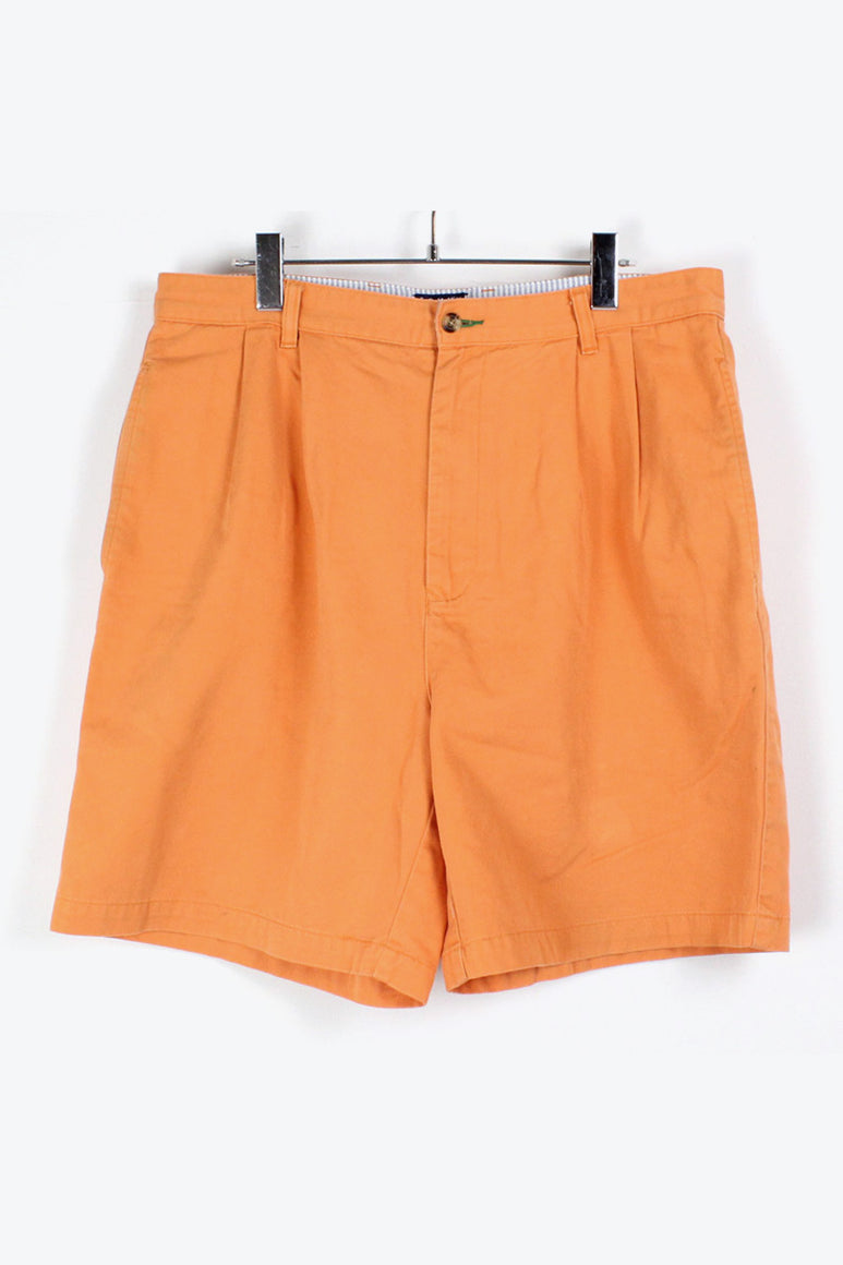 90'S CHINO SHORTS / ORANGE [SIZE: XL USED][小松店]