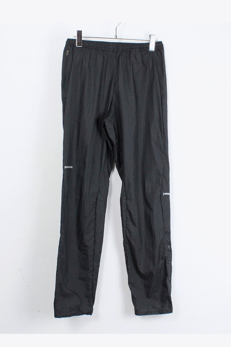 NYLON PACKABLE EASY PANTS / BLACK [SIZE:XS USED][金沢店]