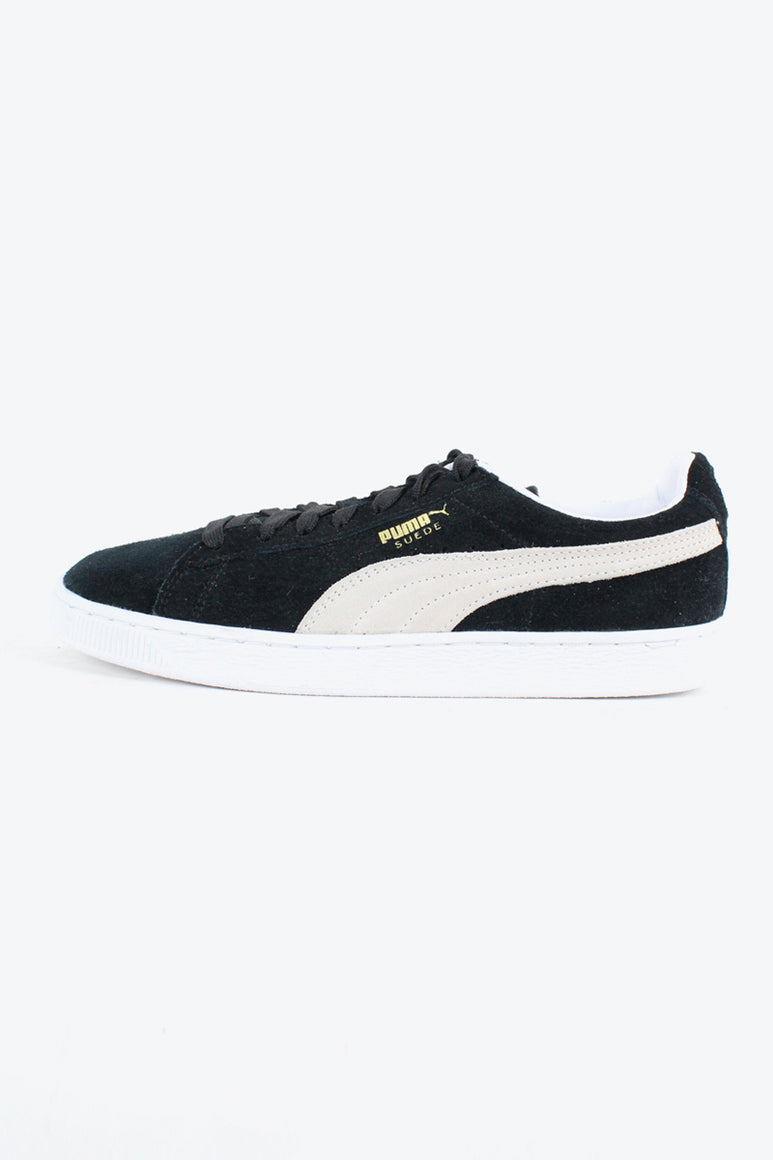 SUEDE CLASSIC+ SNEAKERS / BLACK WHITE [SIZE: US9(27cm) NEW][金沢店]