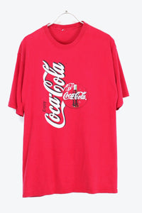 LOGO T-SHIRT / RED [SIZE:M相当 USED] [金沢店]