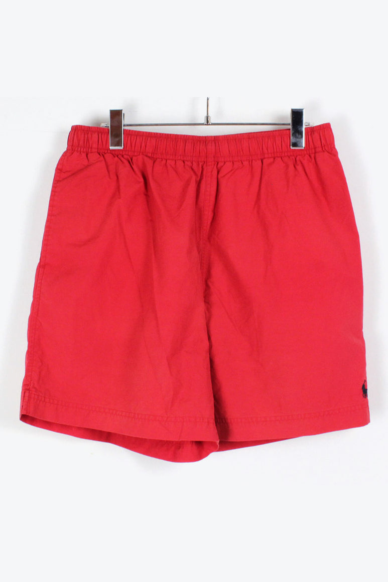 90'S SWIM SHORTS / RED [SIZE: L USED][金沢店]