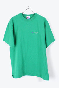 90'S S/S T-SHIRT / GREEN [SIZE:M USED] [金沢店]
