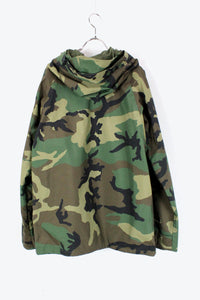 01'S ECWCS GORE-TEX SHELL JACKET / CAMO [SIZE: SMALL/SHORT USED]