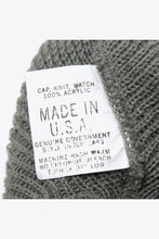 画像をギャラリービューアに読み込む, MADE IN USA ACRTLIC WATCH KNIT CAP / FOLIAGE GREEN