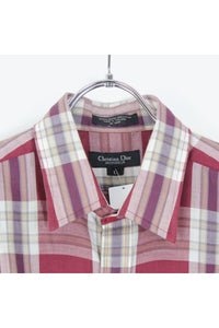 L/S CHECK SHIRT / MULTI [SIZE: L USED][金沢店]