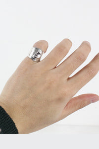 925 STERLING SILVER RING【SIZE:11号相当 USED】【金沢店】