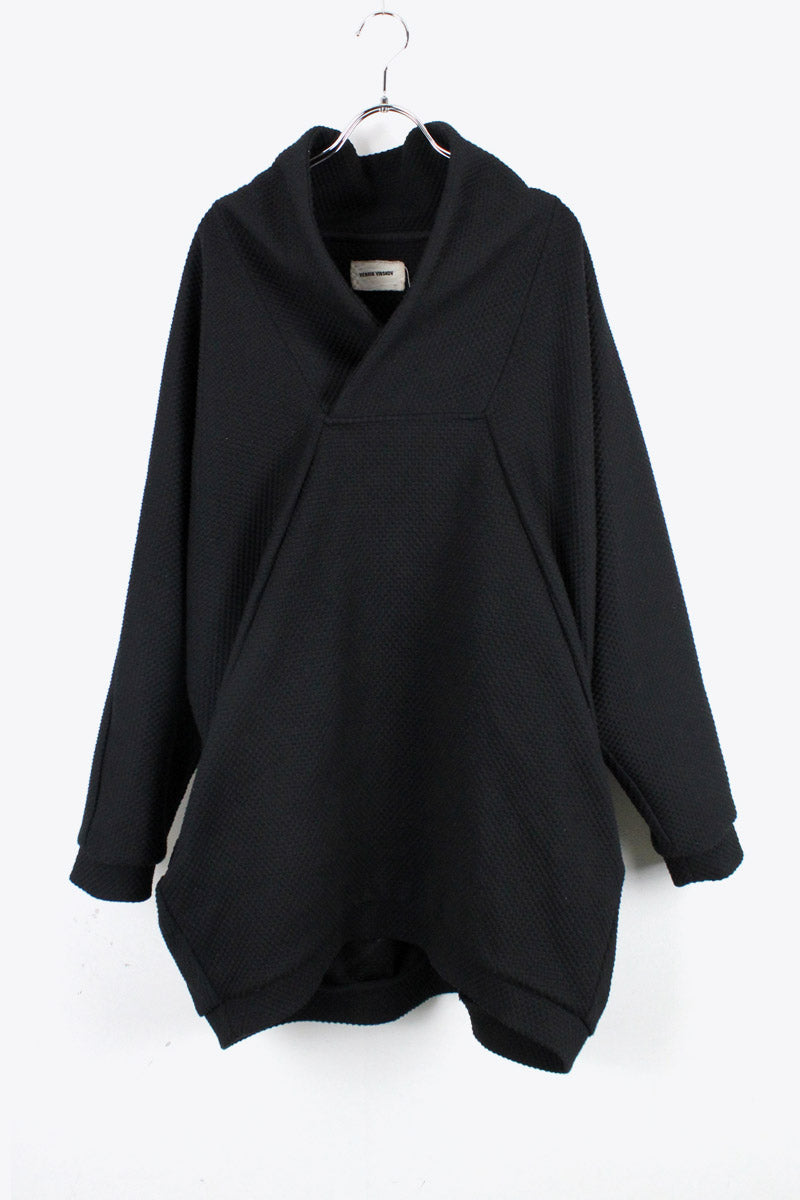 PULLOVER JACKET / BLACK [SIZE: FREE SIZE USED] [金沢店]