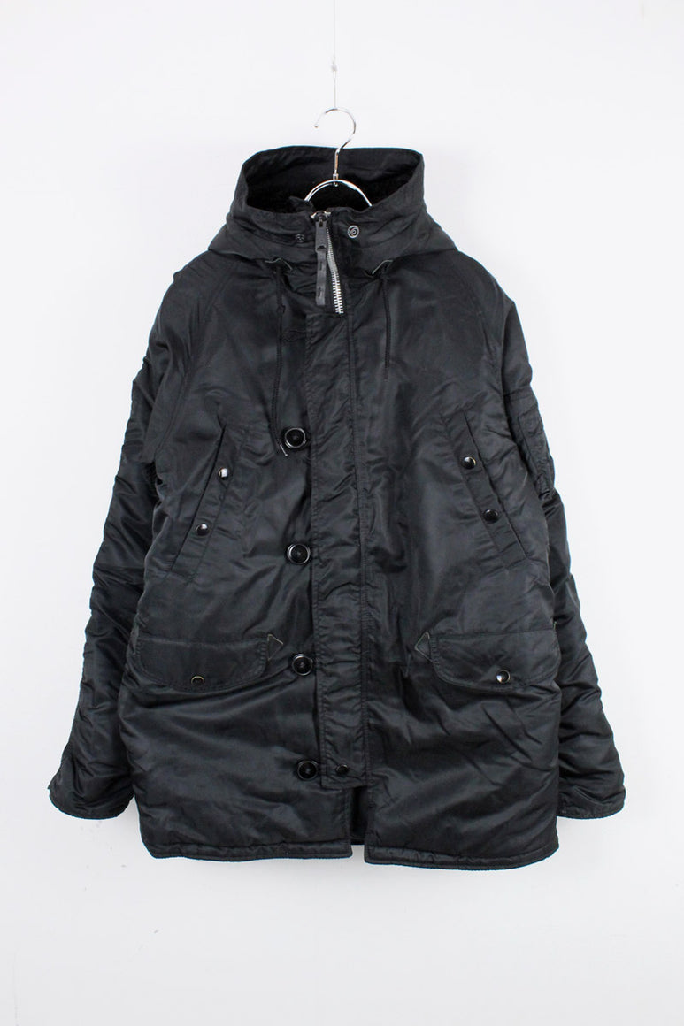 N3B JACKET / BLACK [SIZE: L USED] [金沢店]