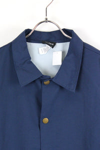 COACH JACKET / NAVY [SIZE: S USED] [金沢店]
