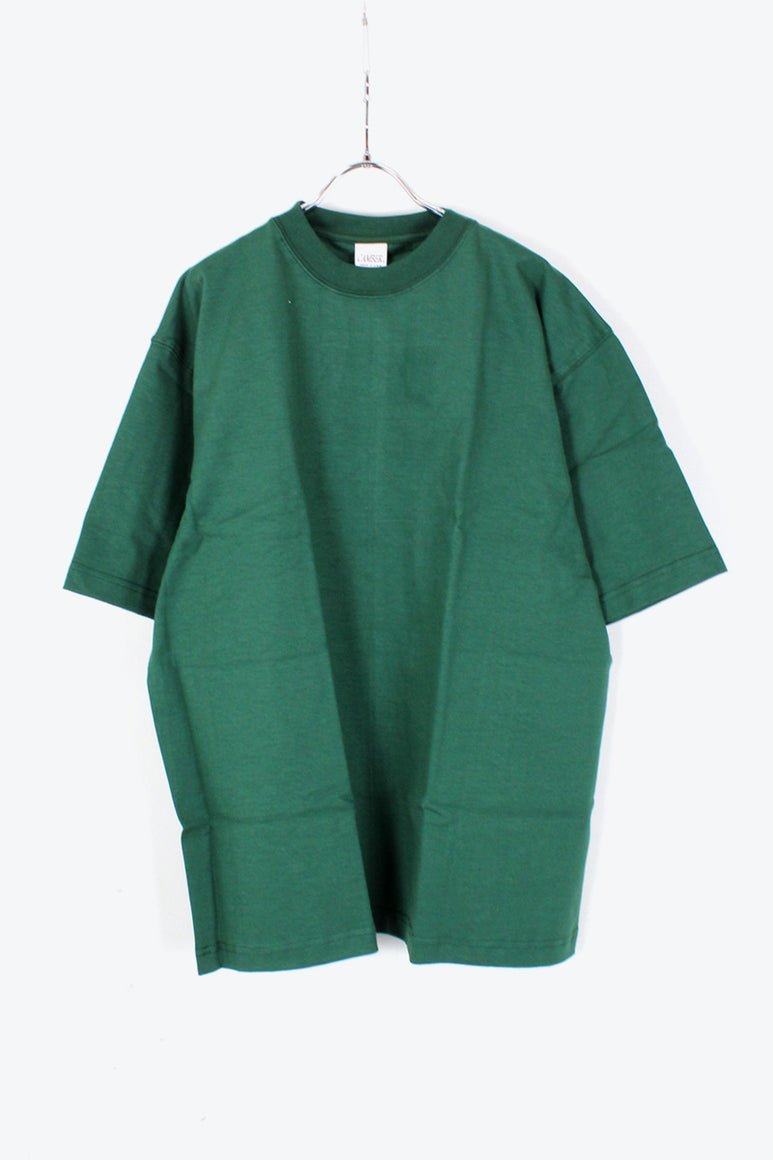 MADE IN USA #301 8OZ MAX WEIGHT S/S T-SHIRT / GREEN