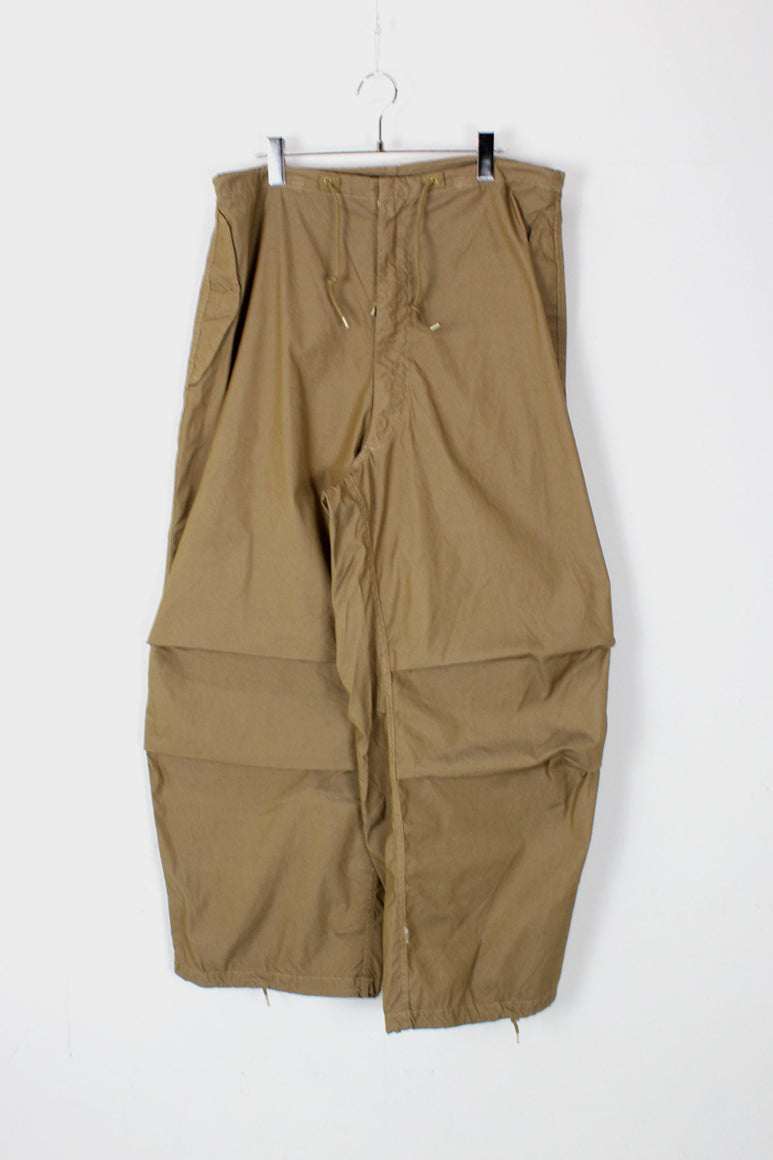 GI SNOW PANTS OVERDYE / COYOTE [SIZE: S/R USED]