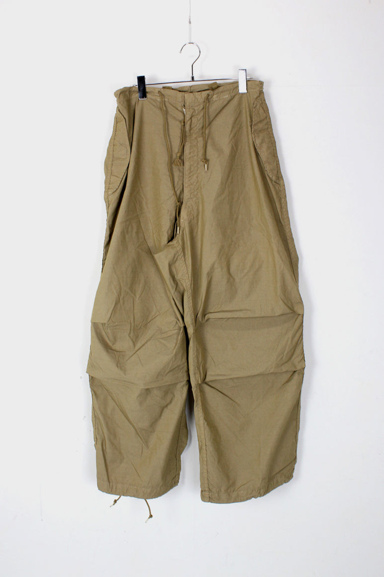 GI SNOW PANTS OVERDYE / COYOTE [SIZE: XS/R USED]