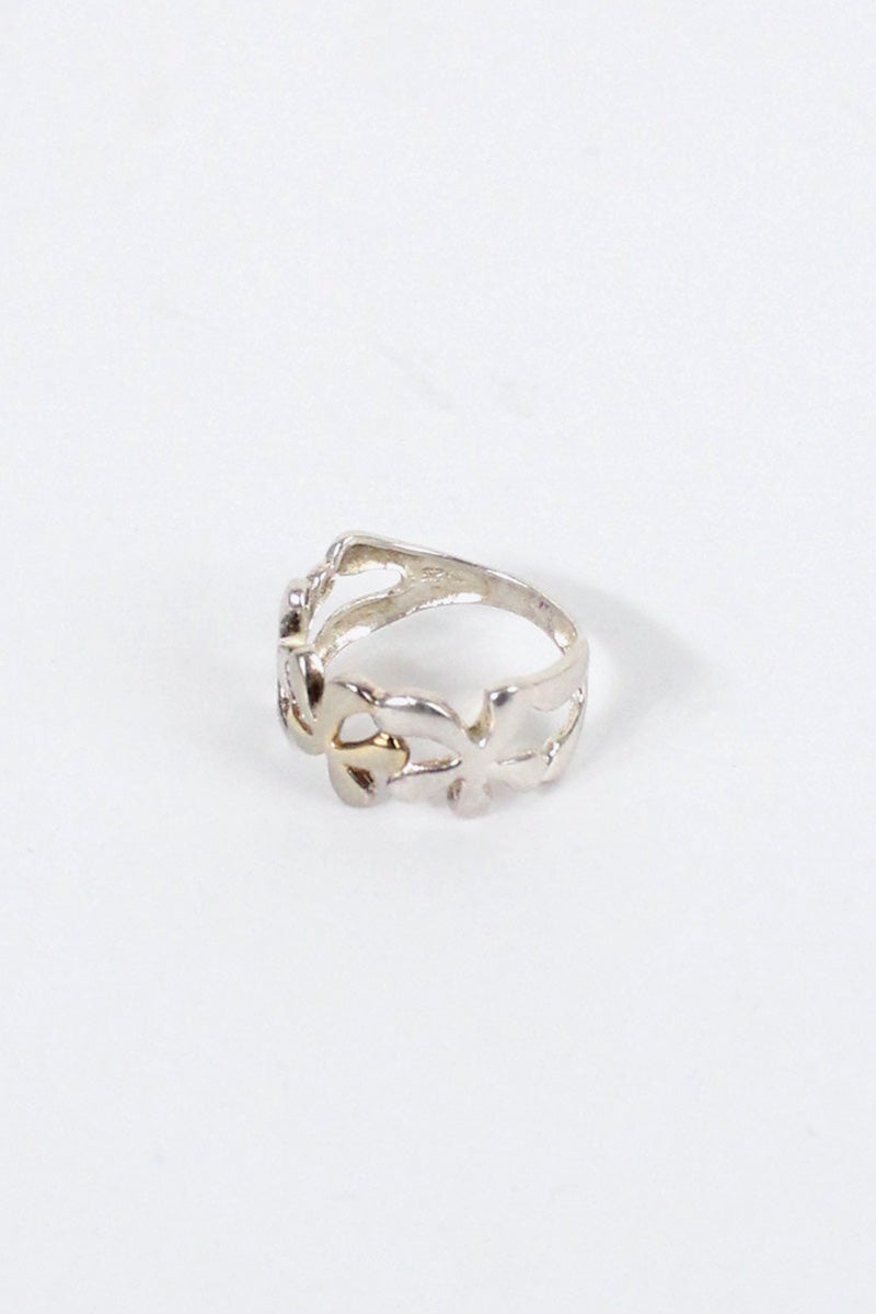 925 SILVER RING [SIZE:16号相当 USED]