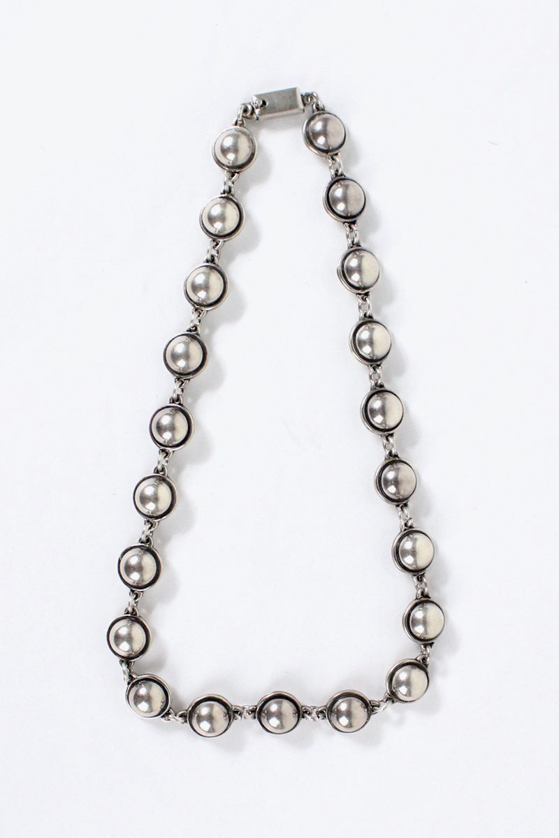 MADE IN MEXICO 925 SILVER NECKLACE [SIZE: ONE SIZE USED]
