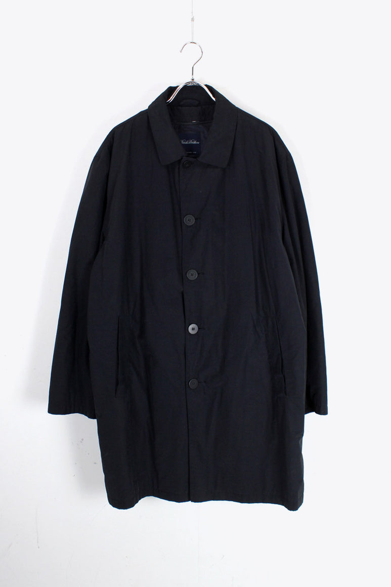 MADE IN USA BALMACAAN COAT W/LINNER / DARK NAVY [SIZE: L相当 USED]