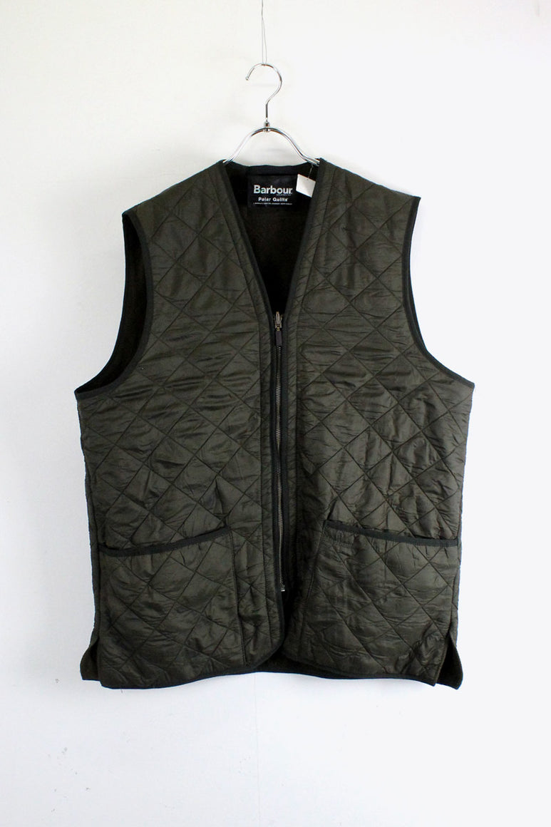 QUILTING LINER VEST [SIZE: LUSED]