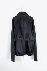 NYLON JACKET / BLACK [SIZE: XL USED]