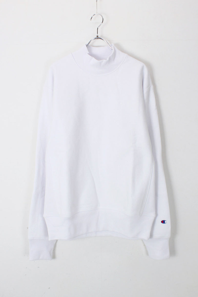 REVERSE WEAVE MOCK NECK SWEAT SHIRT [日本未発売モデル]  [NEW]