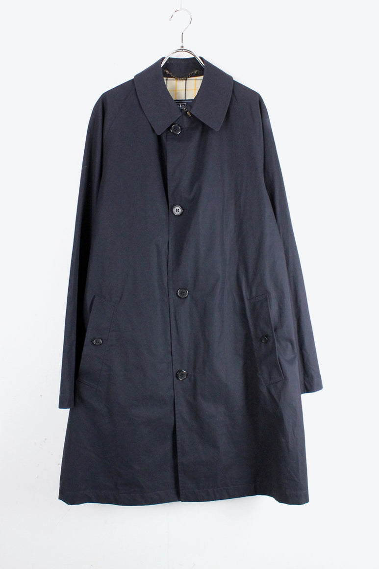 MADE IN ITALY 90'S BALMACAAN COAT [SIZE: 38 USED]