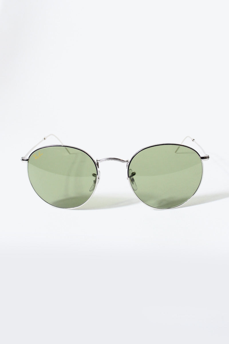 MADE IN USA #234 12OZ CROSS-KNIT CREW NECK SWEAT SHIRT / GREY