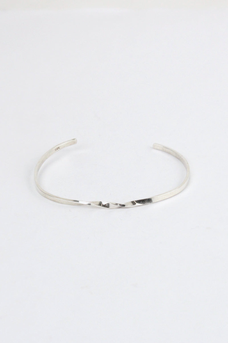 925 SILVER BANGLE [ONE SIZE USED]