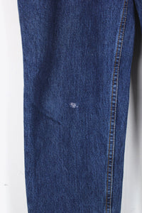 MADE IN USA 90'S 550 DENIM PANTS / INDIGO [SIZE: S USED]