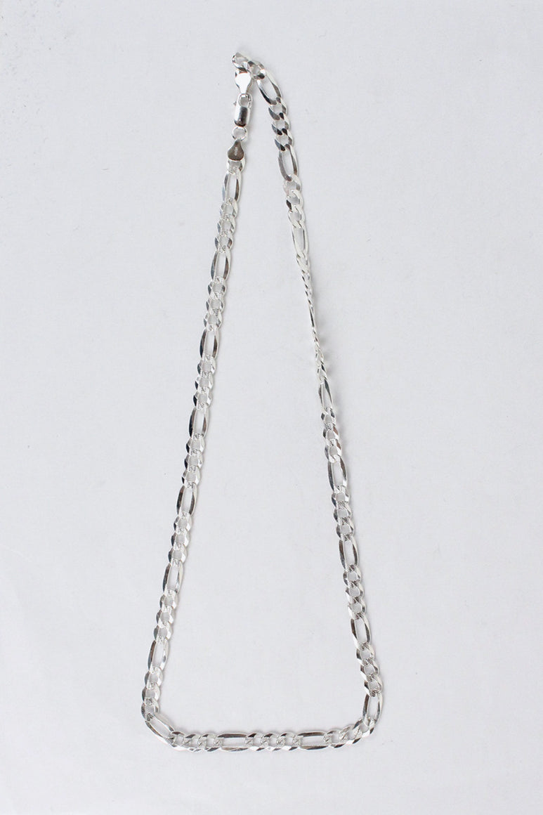 MADE IN ITALY 925 SILVER NECKLACE [ONE SIZE: USED]