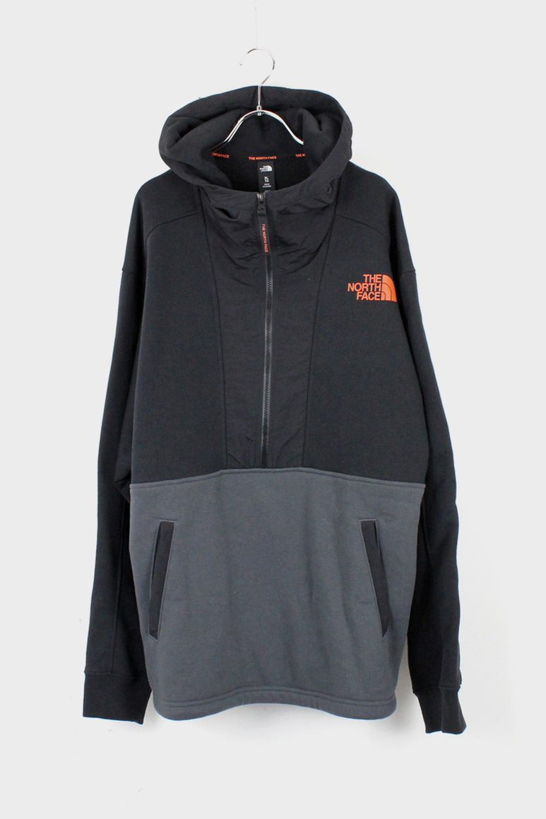 FLEECE ZIP JACKET 日本未発売モデル / BLACK/ORANGE [NEW]