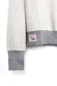 PINE LAKE LOGO SWEAT SHIRT / GRAY [NEW]