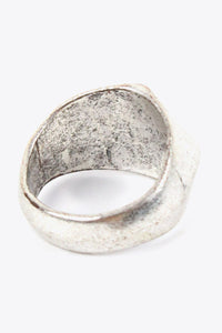 SILVER RING / SILVER [SIZE:21号相当 USED][金沢店]