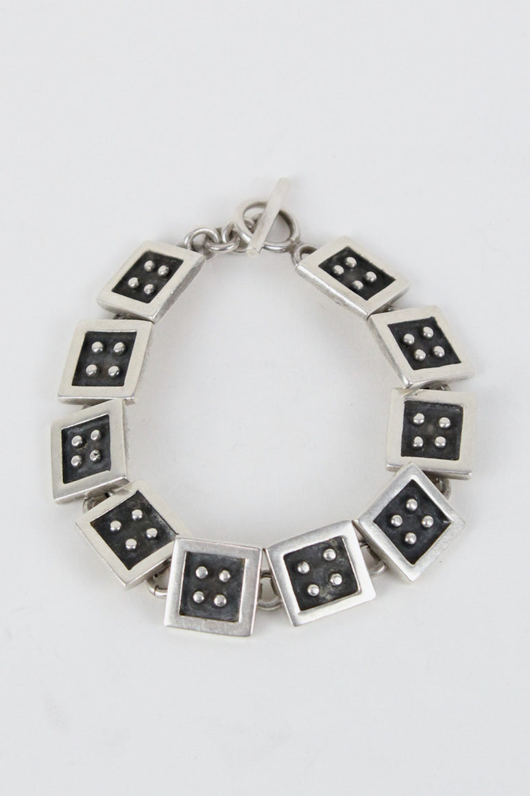 MADE IN MEXICO 925 SILVER BRACELET [SIZE: ONE SIZE USED][金沢店]