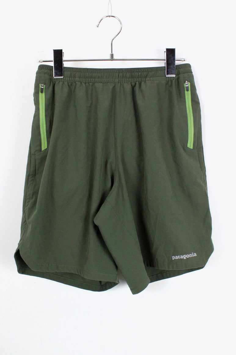 RUNNING SHORTS / GREEN [SIZE:S USED ][金沢店]