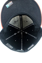 画像をギャラリービューアに読み込む, MADE IN USA SF GIANTS BASEBALL CAP / BLACK/ORANGE [SIZE:7 3/8 USED][金沢店]