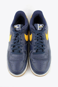 AIR FORCE 1 LOW / NAVY/YELOW [SIZE: US10 (28cm相当) USED][金沢店]