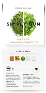Simply Gum - 6 Packs