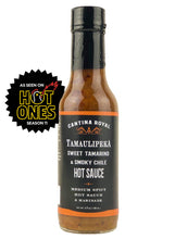 Load image into Gallery viewer, Tamaulipeka Hot Sauce - As seen on Hot Ones, Season 11!