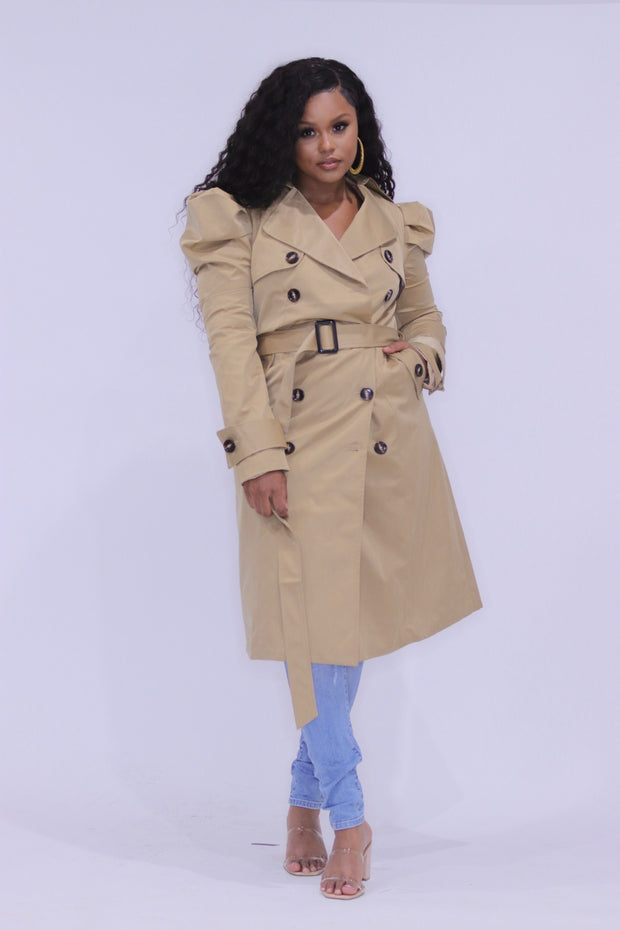 Nikolette Trench Coat