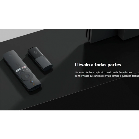 Xiaomi Mi Tv Stick Full Hd 1080p Contenido Streaming - Outlet