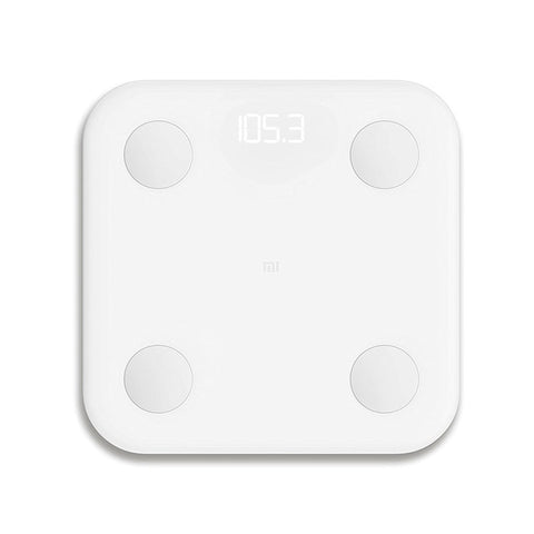 Bascula Inteligente Xiaomi Mi Body Composition Scale 2